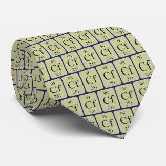 Gráficos transparentes del lazo del californio del corbata personalizada