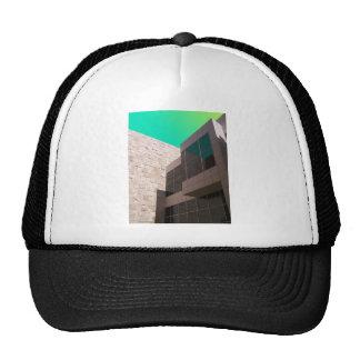 Gráficos y luz arquitectónicos gorras