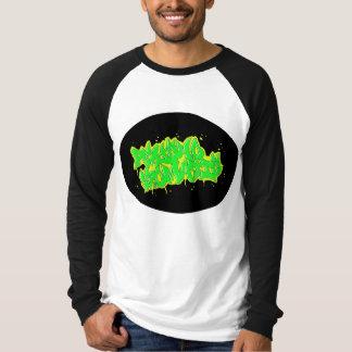 GRAFIITI psychosomatic/spanglemassive logo shirt