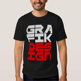 Grafik Design Tee Shirt