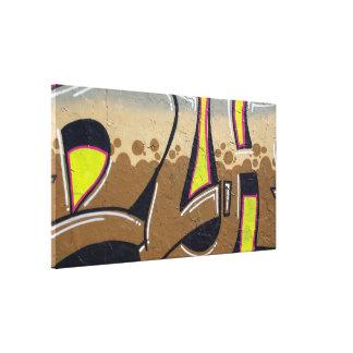 Grafitera Canvas Impresión En Lona Estirada
