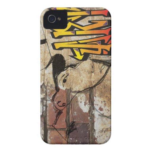 Grafiti Artist iPhone 4 Cover