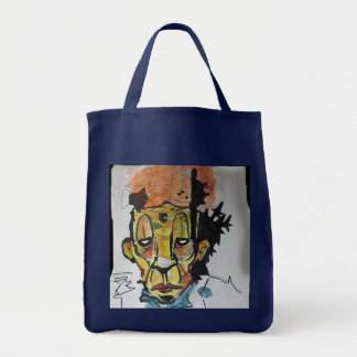 Grafitti Art Tote Bag