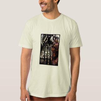 Grafitti Buddha T Shirt