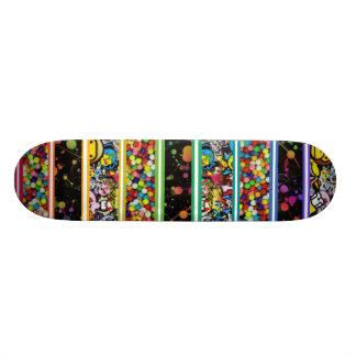 Grafitti Candy Custom Skateboard