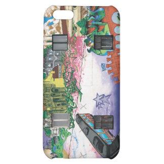 Grafitti Case For iPhone 5C