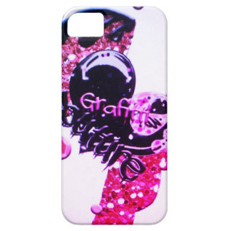 Grafitti Couture Polished Rebel Miami iPhone 5 Cas iPhone SE/5/5s Case
