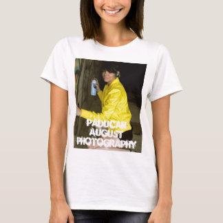 Grafitti Girl Paducah August Photography T-Shirt