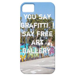 [grafitti.] iPhone 5 case