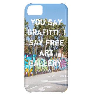 [grafitti.] iPhone 5C cases