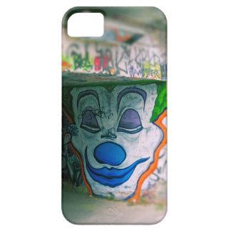 Grafitti Joker Phone Case iPhone 5 Covers