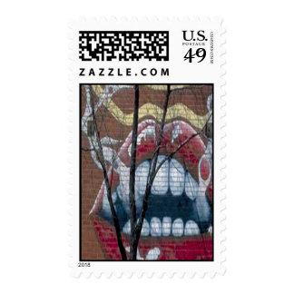 Grafitti Mouth Stamps