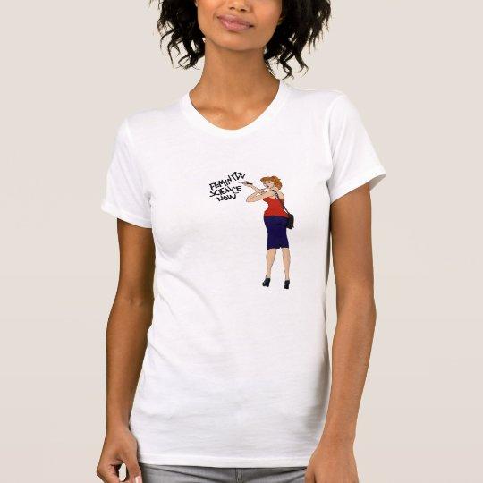 Grafitti Pinup Shirt
