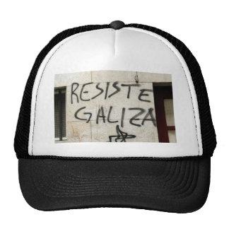 Grafitti Resiste Galiza Trucker Hat