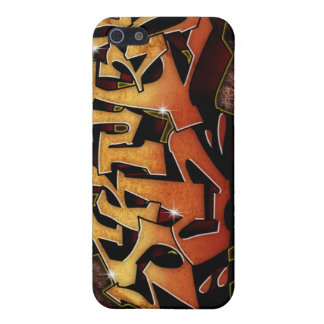 Grafitti skin for Iphone Case For iPhone 5