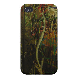Grafitti skin for Iphone Cover For iPhone 4