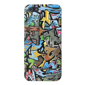 Grafitti skin for Iphone Covers For iPhone 5