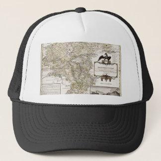 Grafschaft Mark 1791 Friedrich - Old map Trucker Hat