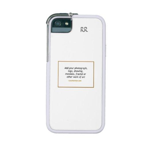 Graft Concepts  iPhone 5/5S Case - Vert Monogram