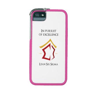 Graft iPhone 5/5S Case, Neon Pink, Chrome Finish C
