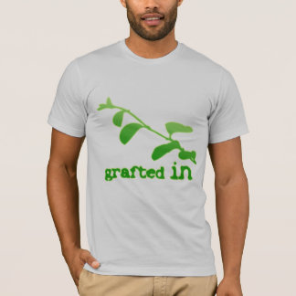 Grafted In - Olive Branch T-Shirt