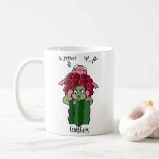 Grafted Moon Cactus Coffee Mug