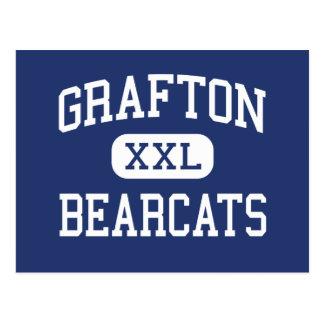 Grafton - Bearcats - High - Grafton West Virginia Postcards