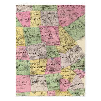 Grafton County, NH Post Card