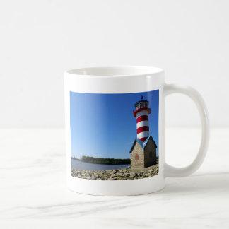 Grafton, IL Lighthouse Coffee Mug