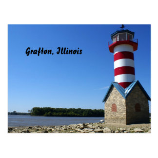 Grafton, IL Lighthouse Post Cards
