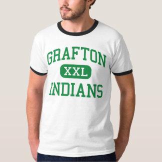 Grafton - Indians - High - Grafton Massachusetts T-Shirt