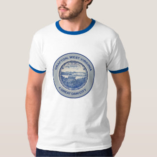 Grafton, West Virginia - A Great Dam City Tee Shirt