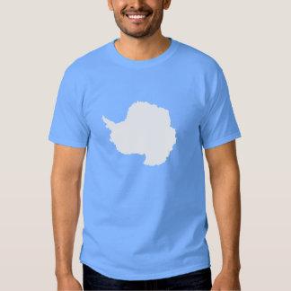 Graham Bartram Antarctica flag blue white T-Shirt
