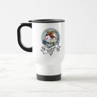 Graham Clan Badge Mugs