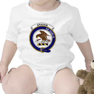 Graham Clan Badge Shirts