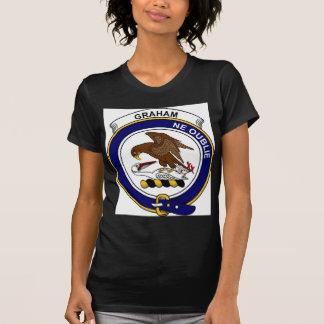 Graham Clan Badge Tee Shirts