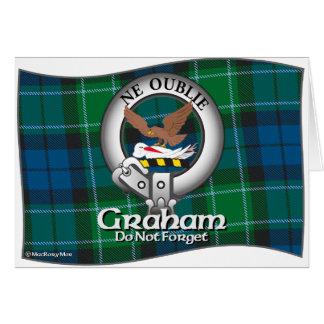 Graham Clan Card