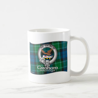 Graham Clan Coffee Mug