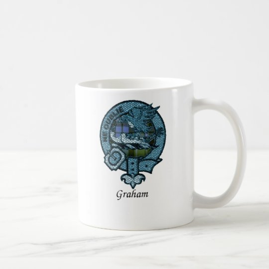 Graham Clan Crest Coffee Mug