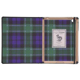 Graham clan Plaid Scottish tartan Cases For iPad