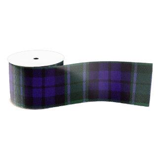 Graham clan Plaid Scottish tartan Grosgrain Ribbon