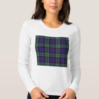 Graham clan Plaid Scottish tartan T Shirt