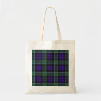 Graham clan Plaid Scottish tartan Tote Bag