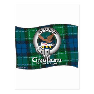 Graham Clan Postcard