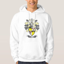 Graham Family Crest Coat of Arms Hoodie