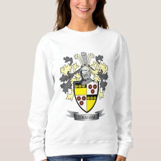 Graham Family Crest Coat of Arms Sweatshirt