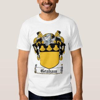 Graham Family Crest Tee Shirt
