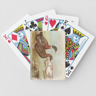Graham - Rouen and Muscovy Ducks Playing Cards