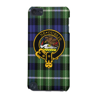 Graham Scottish Crest and Tartan iPod Touch5 case iPod Touch 5G Cases