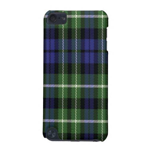 Graham Scottish Tartan Apple iPod Case iPod Touch (5th Generation) Case